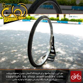 لاستیک تایر شهری دوچرخه ساخت ایران یاسا سایز 28 در 1 و 1/2 Tire Bicycle Iran Yasa 28x1x1/2