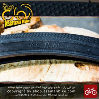 تایر لاستیک دوچرخه وی رابر سایز 27در 1 1/4 ساخت تایلند Vee Rybber Tire Bicycle 27x1 1/4