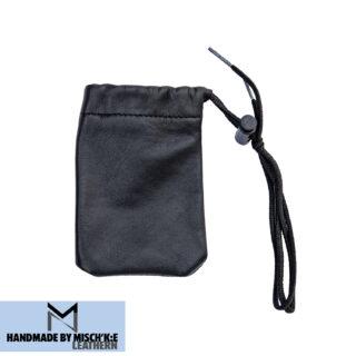 کیف هندزفری چرم مشکی برند مدل ایکس تی 008 Handsfree Bag Leathern XT008