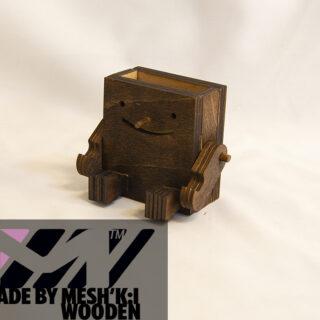 ربات نگهدارنده مشکی چوب مدل ایکس تی 008 2019 Robot Holder XT008 2019