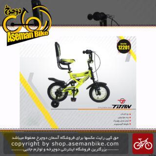 دوچرخه سواری بچه گانه تایتان مدل مکس سایز 12 TITAN MAXBaby Bike Size 12