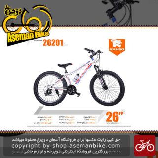 دوچرخه کوهستان رامبو سایز 26مدل تسلا RAMBO SIZE 26 TESLA