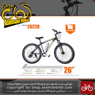 دوچرخه کوهستان رامبو سایز 26مدل میلان RAMBO SIZE 26 MILAN-17 17