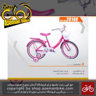 دوچرخه شهری بچگانه رامبو سبد دار و ترکبنددار سایز 12 RAMBO Bicycle kids Size 12 2019
