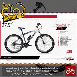 """دوچرخه کوهستان ویوا مدل سناتور18 Viva Senator """"18"""" 20192019"""
