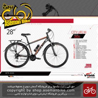 دوچرخه کوهستان سایز 28 ویوا مدل سیتی لیف ام VIVA CITY LIEF SIZE 28 20192019