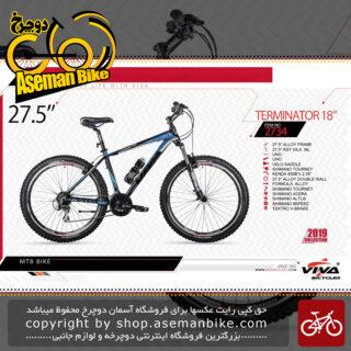 دوچرخه کوهستان سایز 27.5 ویوا مدل ترمیناتور 18 VIVA TERMINATOR 18 SIZE 27.5 20192019