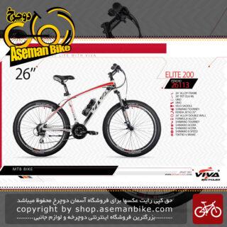 دوچرخه ویوا مدل الیت 200 سایز 26 VIVA Bicycle ELITE 200 SIZE 26