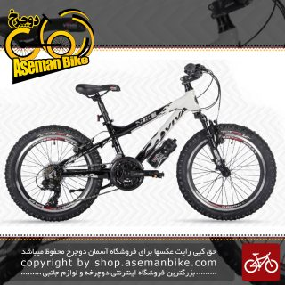 دوچرخه کوهستان شهری آلومینیوم ویوا سایز 20 دنده شیمانو تورنی کلاجدار ترمز ویبرک مدل نایک ساخت تایوان VIVA Bicycle SIZE 20 21 SPEED V BREAK MADE IN TAIWAN