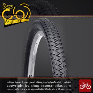 لاستیک تایر دوچرخه ساخت تایلند وی رابر عاج ریز ابریشمی سایز 27.5 در 2.10 Tire Bicycle Vee Rubber VRB 247 27.5x2.10