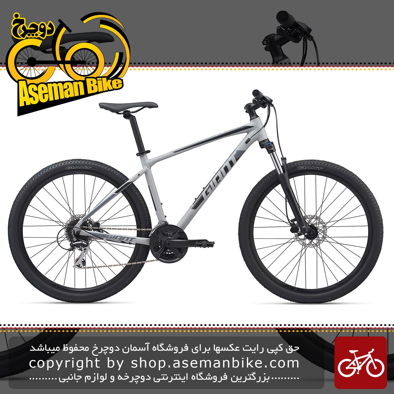 دوچرخه کوهستان جاینت مدل ای تی ایکس 1 2020 Giant Mountain Bicycle ATX 2 2020