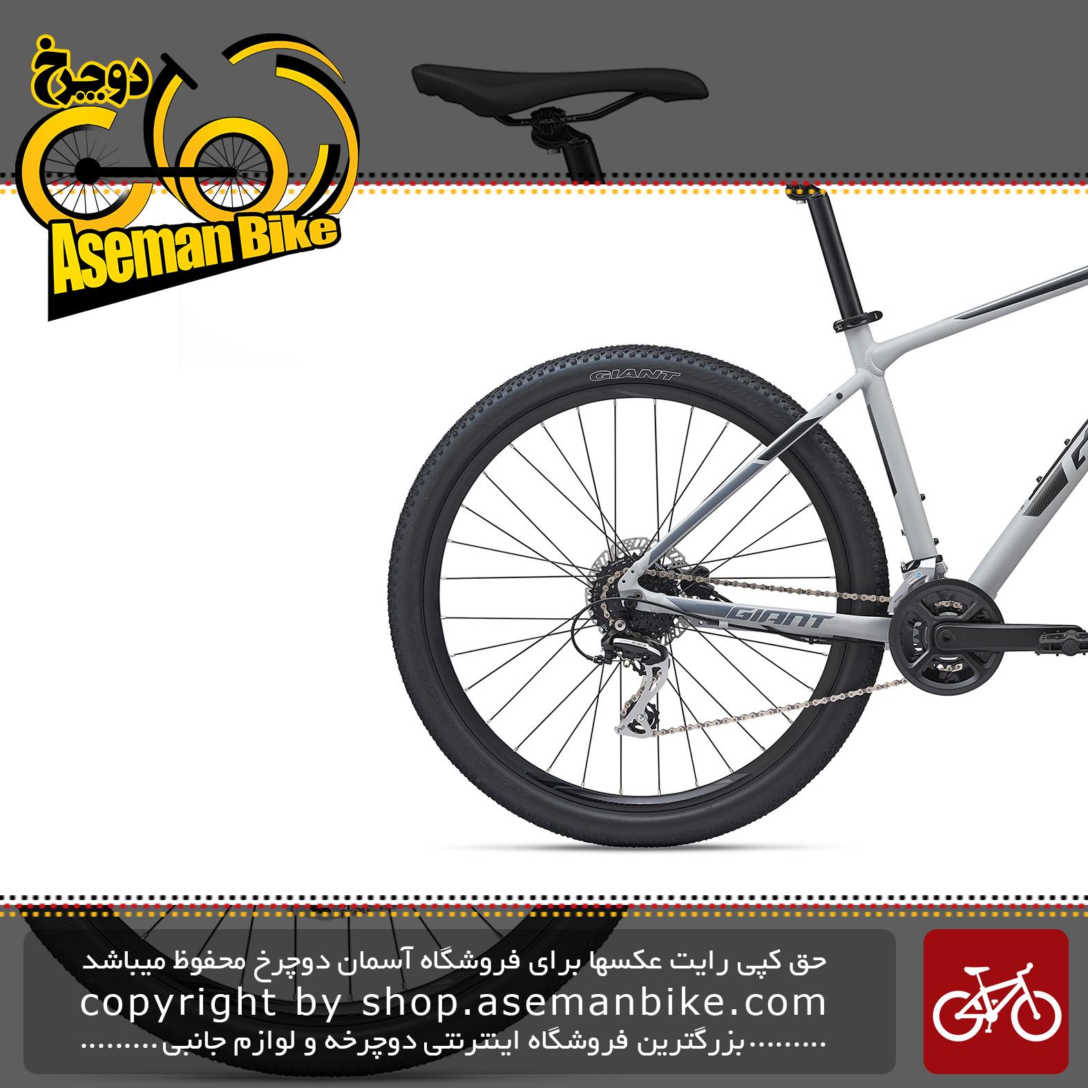 دوچرخه کوهستان جاینت مدل ای تی ایکس 1 2020 Giant Mountain Bicycle ATX 1 2020