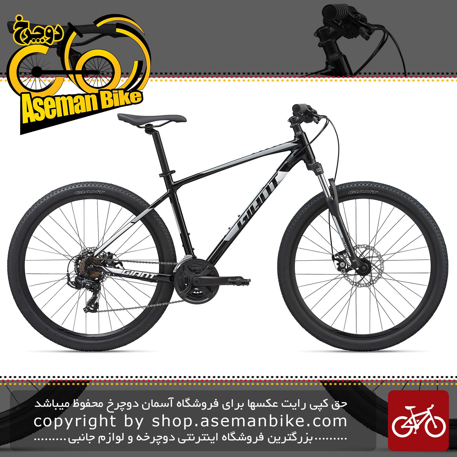 دوچرخه کوهستان جاینت مدل ای تی ایکس 3 دیسک هیدرولیک 2020 Giant Mountain Bicycle ATX 3 Disc 2020