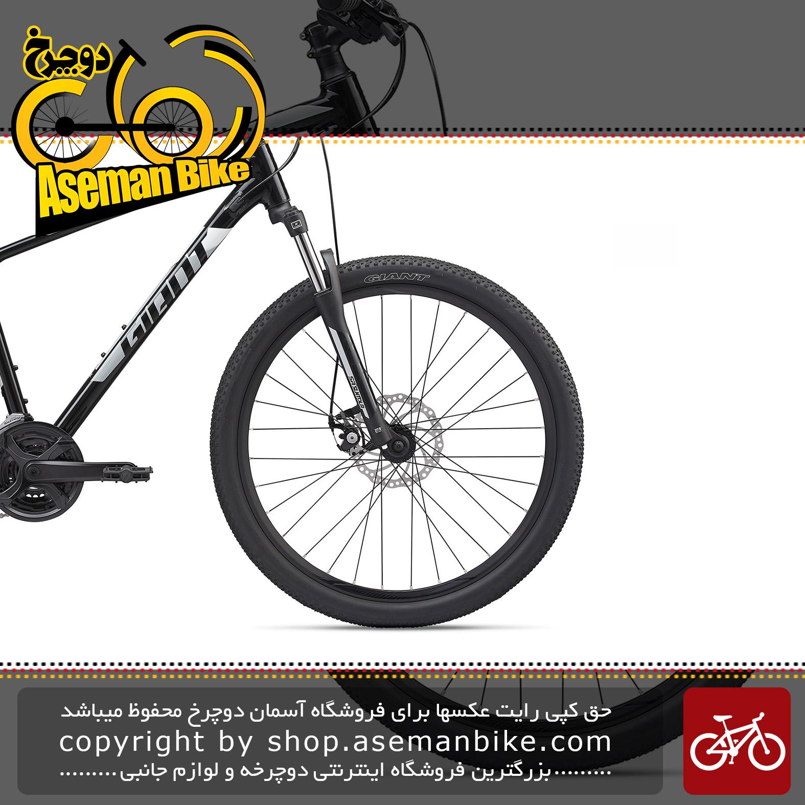 دوچرخه کوهستان جاینت مدل ای تی ایکس 3 دیسک هیدرولیک (جی ای) 2020 Giant Mountain Bicycle ATX 3 Disc (GE) 2020