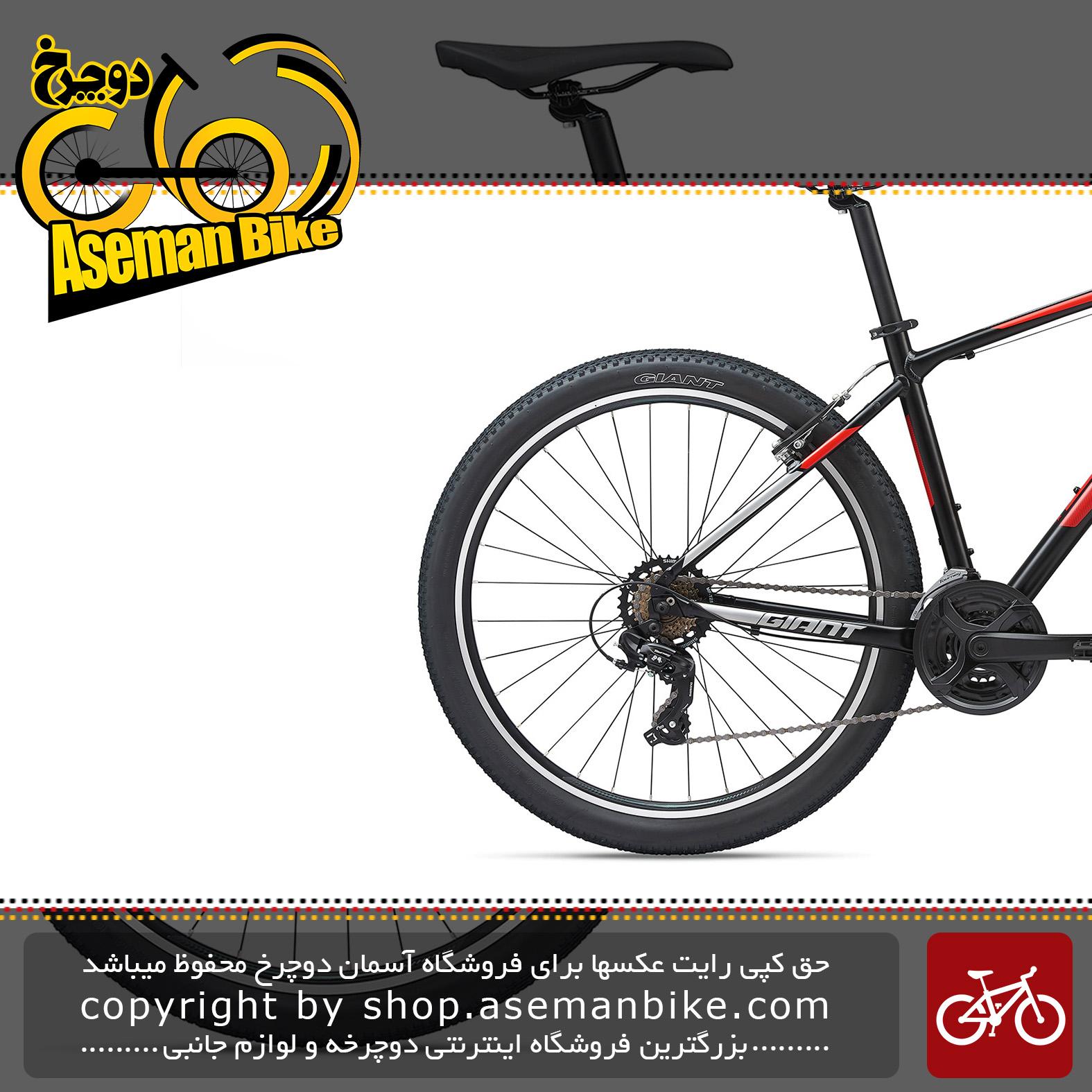 دوچرخه کوهستان جاینت مدل ای تی ایکس 3 (جی ای) 2020 Giant Mountain Bicycle ATX 3 (GE) 2020