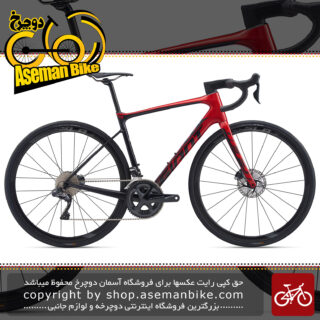 دوچرخه کورسی جاده جاینت مدل دیفای ادونس پرو 1 دی آی 2 2020 Giant Road Bicycle Defy Advanced Pro 1 Di2 2020