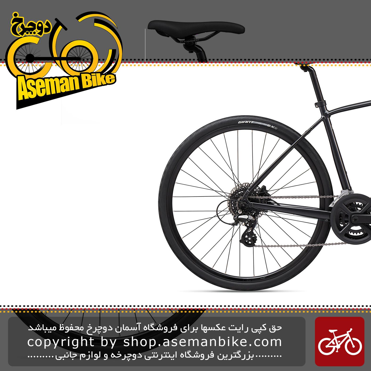 دوچرخه کوهستان جاینت مدل اسکیپ 2 دیسک هیدرولیک 2020 Giant Mountain Bicycle Escape 2 Disc 2020