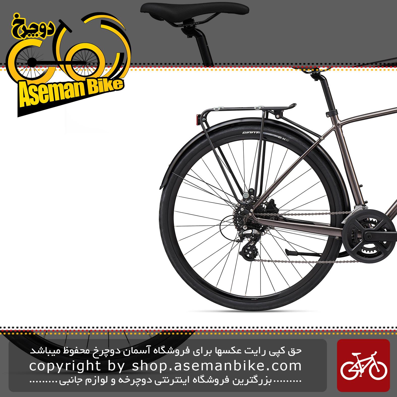 دوچرخه شهری جاینت مدل اسکیپ سیتی دیسک هیدرولیک 2 2020 Giant City Bicycle Escape City Disc 2 2020