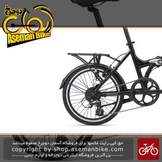 دوچرخه شهری تاشو جاینت مدل اکسپرس وی 1 2020 Giant City Folding Bicycle Expressway 1 2020