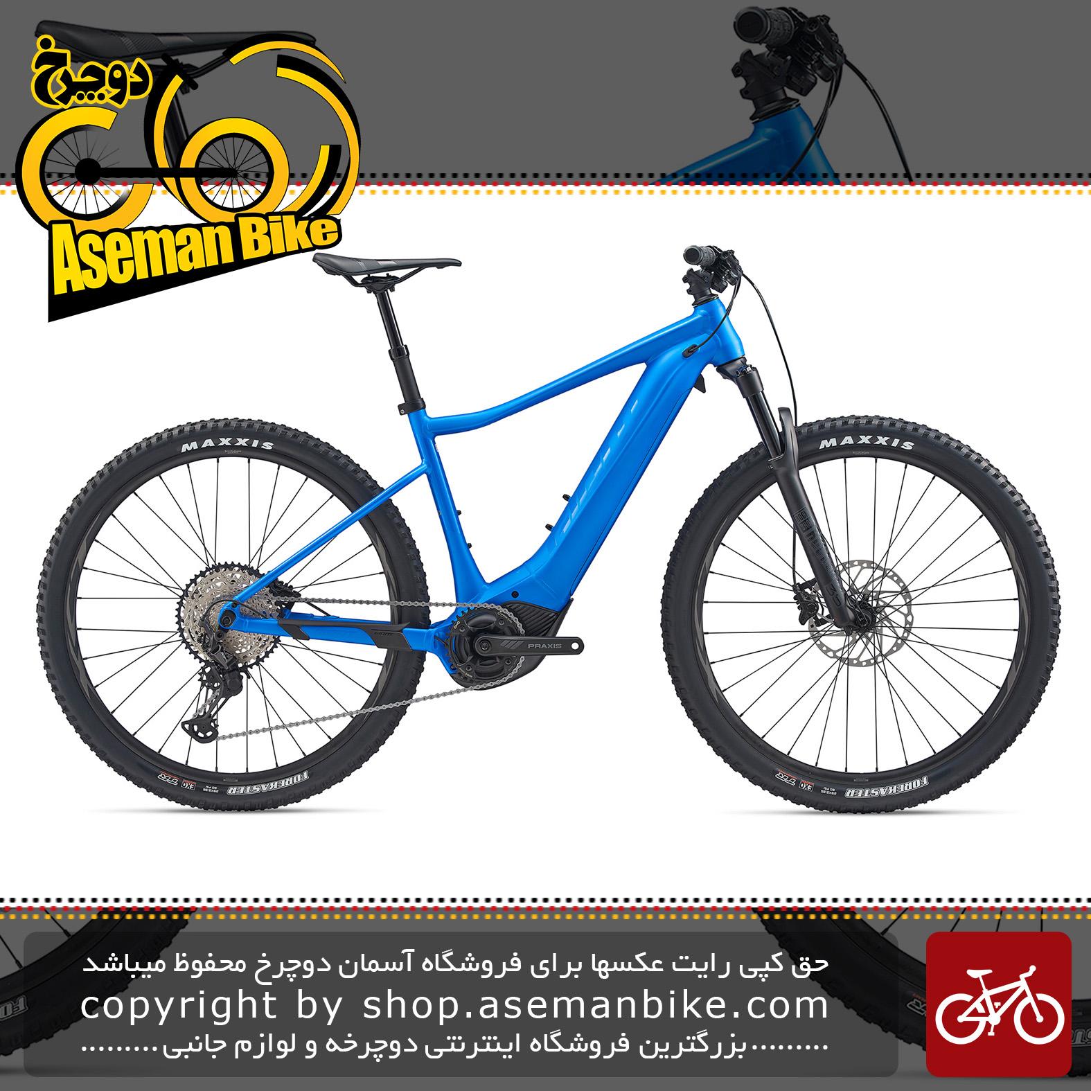 دوچرخه کوهستان جاینت مدل فدم ای پلاس 0 پرو 29 2020 Giant Mountain Bicycle Fathom E+ 0 Pro 29 2020