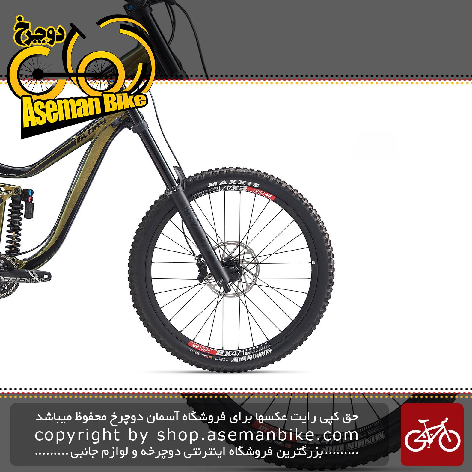 دوچرخه کوهستان جاینت مدل گلوری 1 2020 Giant Mountain Bicycle Glory 1 2020