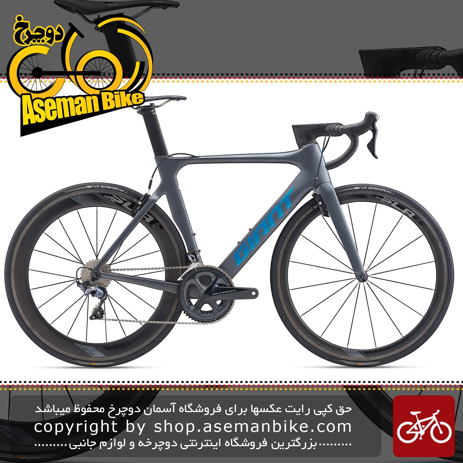 دوچرخه کورسی جاده جاینت مدل پروپل ادونس پرو 1 2020 Giant Road Bicycle Propel Advanced Pro 1 2020