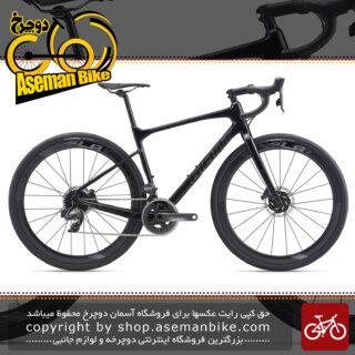دوچرخه دومنظوره جاینت مدل ریولت ادونس پرو فورس 2020 Giant Gravel Bicycle Revolt Advanced Pro Force 2020
