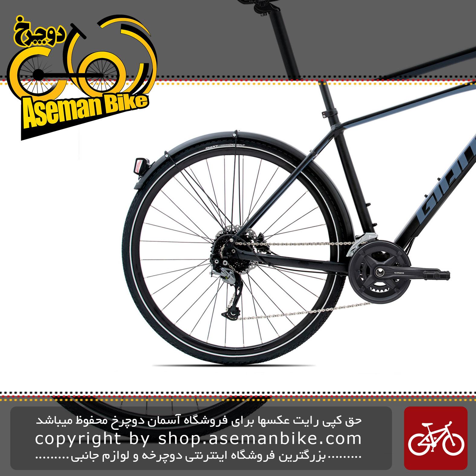 دوچرخه دومنظوره جاینت مدل روآم اکس 2020 Giant Adventure Bicycle Roam EX 2020
