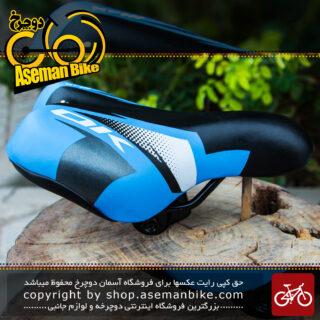 زین دوچرخه بچه گانه برند اوکی سایز 12 آبی مشکی OK Kids Bicycle Saddle 12