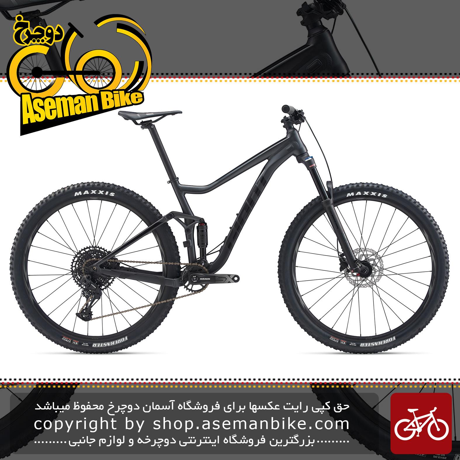 دوچرخه کوهستان جاینت مدل استنس 29 اینچ 2 2020 Giant Mountain Bicycle Stance 29 2 2020