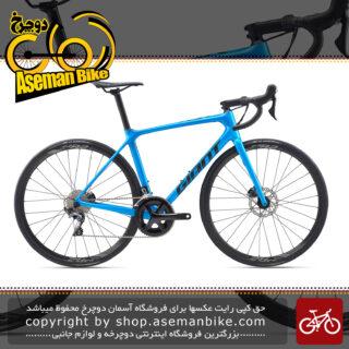 دوچرخه کورسی جاده جاینت مدل تی سی آر ادونس 1 دیسک هیدرولیک پرو کامپکت 2020 Giant Road Bicycle TCR Advanced 1 Disc Pro Compact 2020