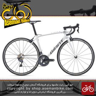 دوچرخه کورسی جاده جاینت مدل تی سی آر ادونس 1 اس ای 2020 Giant Road Bicycle TCR Advanced 1 SE 2020