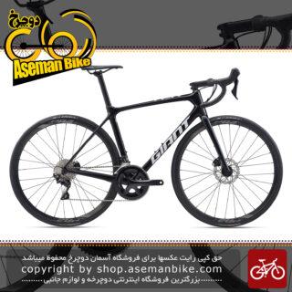 دوچرخه کورسی جاده جاینت مدل تی سی آر ادونس 2 دیسک هیدرولیک پرو کامپکت 2020 Giant Road Bicycle TCR Advanced 2 Disc Pro Compact 2020