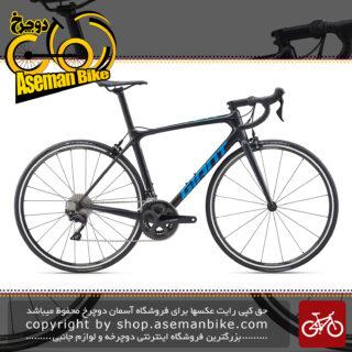 دوچرخه کورسی جاده جاینت مدل تی سی آر ادونس 2 کام 2020 Giant Road Bicycle TCR Advanced 2 KOM 2020