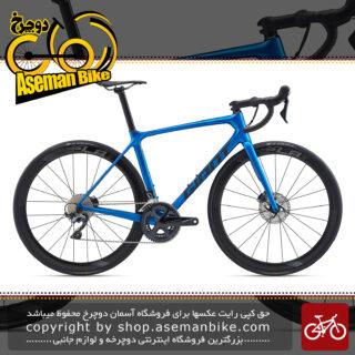 دوچرخه کورسی جاده جاینت مدل تی سی آر ادونس پرو 2 دیسک هیدرولیک کام 2020 Giant Road Bicycle TCR Advanced Pro 2 Disc KOM 2020