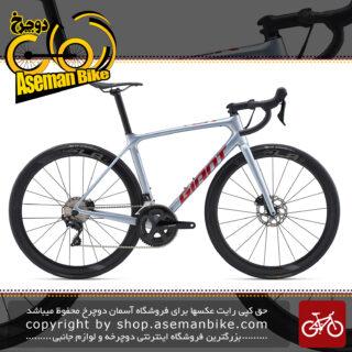 دوچرخه کورسی جاده جاینت مدل تی سی آر ادونس پرو 3 دیسک هیدرولیک 2020 Giant Road Bicycle TCR Advanced Pro 3 Disc 2020