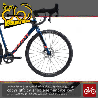 دوچرخه جاده کورسی جاینت مدل تی سی ایکس ادونس 2020 Giant Onroad Bicycle TCX Advanced 2020