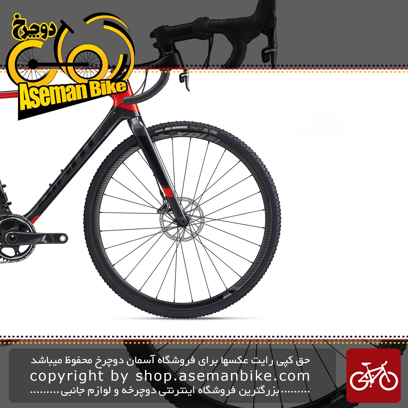 دوچرخه جاده کورسی جاینت مدل تی سی ایکس ادونس پرو 1 2020 Giant Onroad Bicycle TCX Advanced Pro 1 2020