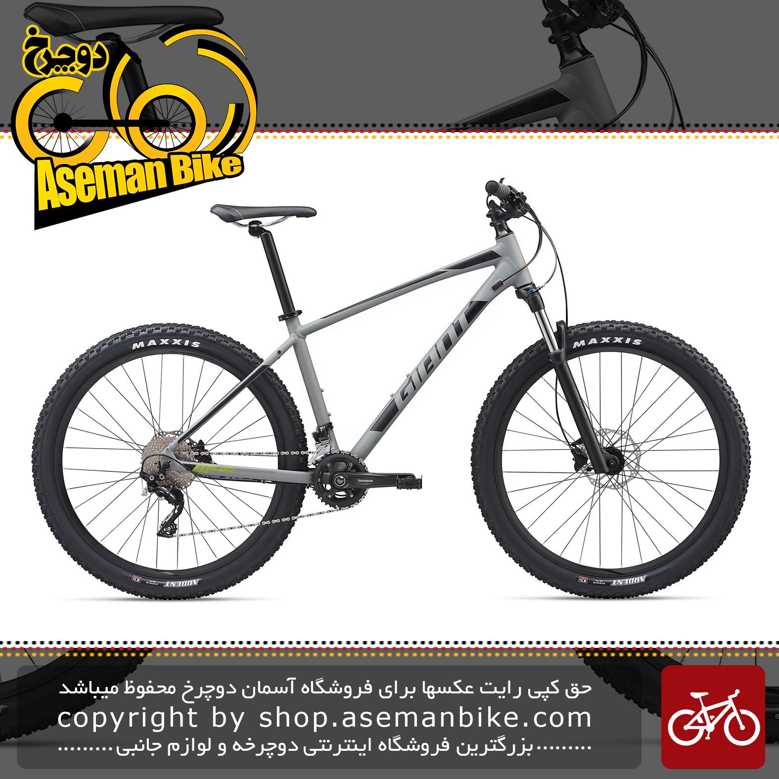 دوچرخه کوهستان جاینت مدل تالون 1 (جی ای) 2020 Giant Mountain Bicycle Talon 1 (GE) 2020