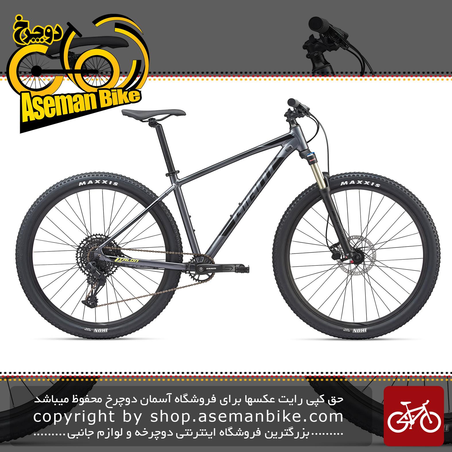 دوچرخه کوهستان جاینت مدل تالون 29 اینچ 1 2020 Giant Mountain Bicycle Talon 29 1 2020
