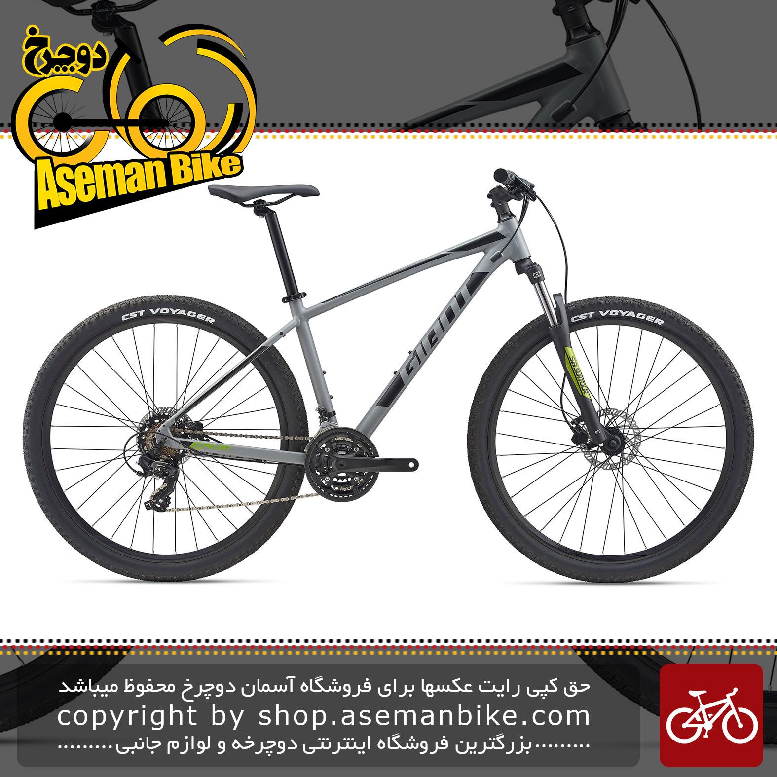 دوچرخه کوهستان جاینت مدل تالون 4 (جی آی) 2020 Giant Mountain Bicycle Talon 29 4 (GI) 2020
