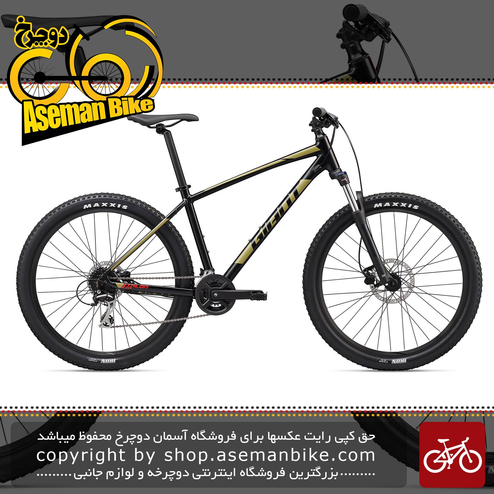 دوچرخه کوهستان جاینت مدل تالون 3 2020 Giant Mountain Bicycle Talon 3 2020