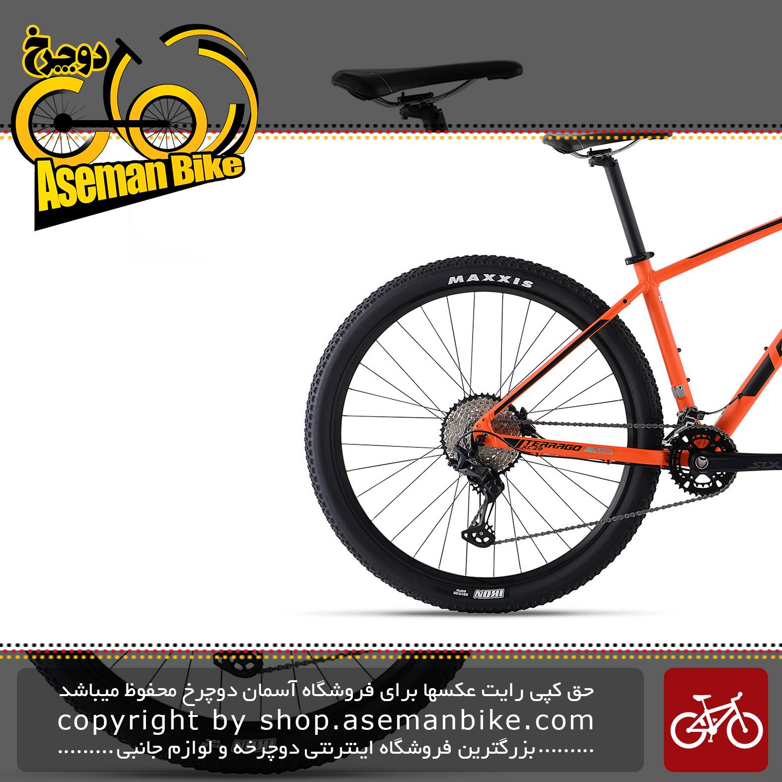 دوچرخه کوهستان جاینت مدل تراگو 29 اینچ 2 2020 Giant Mountain Bicycle Terrago 29 2 2020