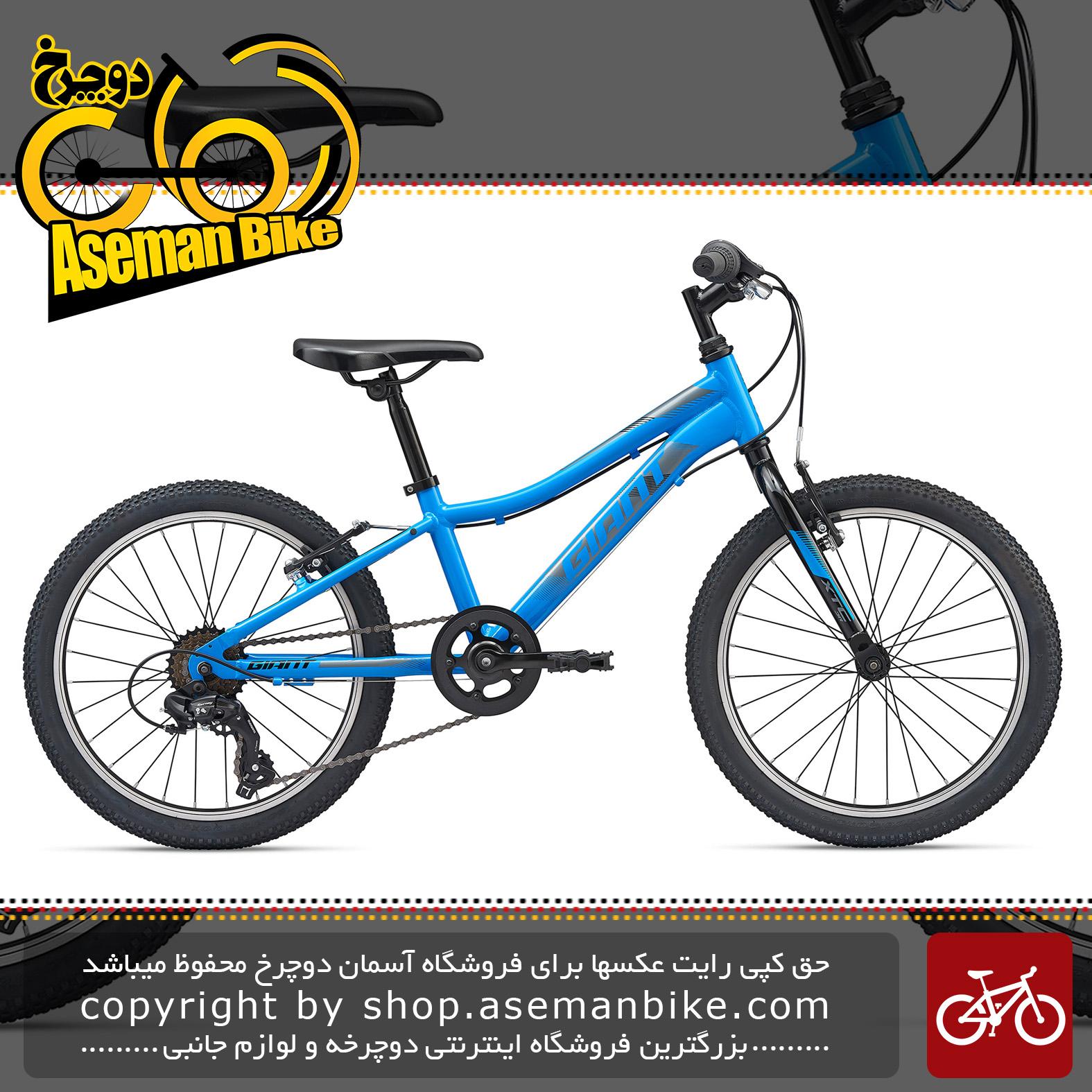 دوچرخه کوهستان جاینت مدل ایکس تی سی جی آر 20 اینچ لیت 2020 Giant Mountain Bicycle XTC Jr 20 Lite 2020