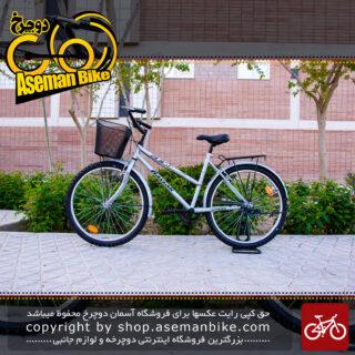 دوچرخه شهری سایکلی آساک مدل بهاران سایز 26 اینچ سی 942 Assak City Bicycle Baharan 26 C942