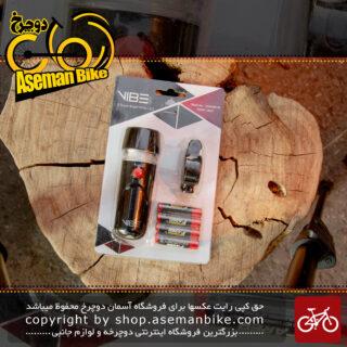 چراغ جلو دوچرخه برند وایب مدل 0130 Vibe Brand Bicycle Front Light lightvb0130