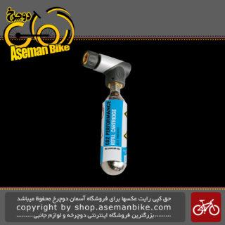 کپسول سی او دو هوای فشرده مخصوص باد لاستیک دوچرخه پرو مدل 320775 PRO Micro Co2 Inflator PR320775