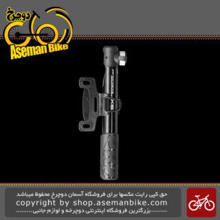 مینی تلمبه همراه دوچرخه پرو سایز ایکس اس مدل 0060 PRO Performance Minipump XS PRPU0060