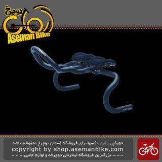 فرمان دوچرخه تری اتلون پرو مدل تمپو کلیپ-آن آلومینیوم Pro Handlebar PRO Tempo PR320501