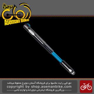 مینی تلمبه همراه دوچرخه پرو مدل 0040 Pro Team Minipump Hose PRPU0040